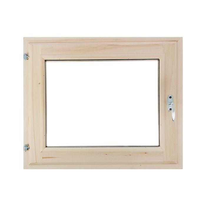 Окно 50х60 см, двойной стеклопакет