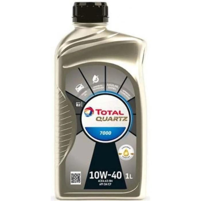 Моторное масло Total Quartz 7000 10W-40, 1 л