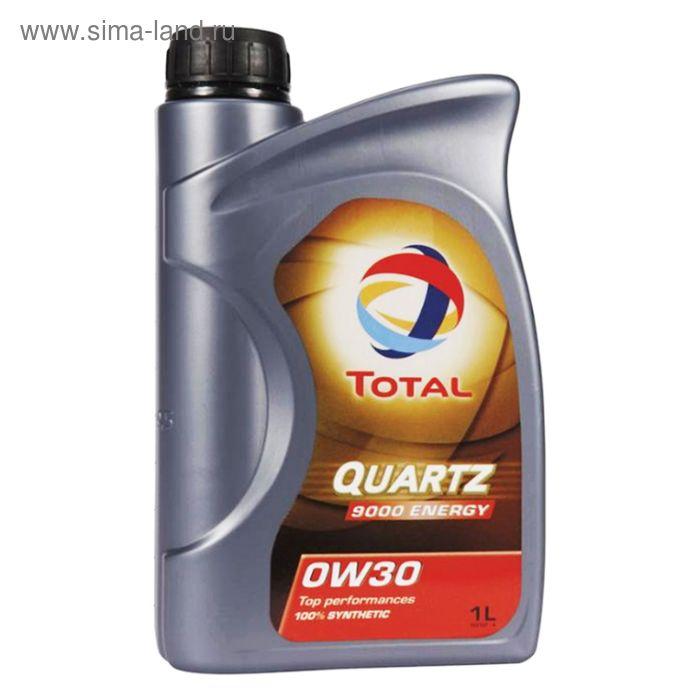 Моторное масло Total Quartz 9000 ENERGY 0W-30, 1 л