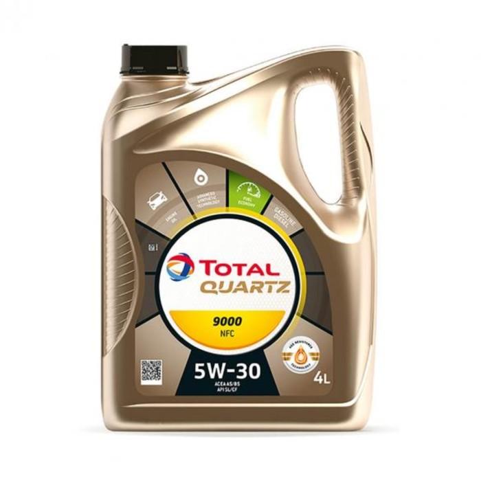 Моторное масло Total Quartz 9000 FUTURE NFC 5W-30, 4 л