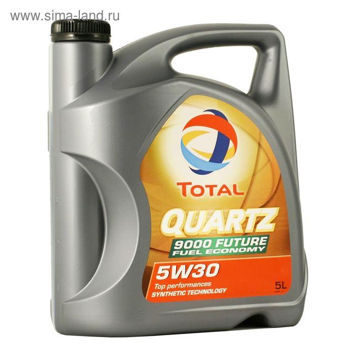 Моторное масло Total Quartz 9000 FUTURE NFC 5W-30, 5 л