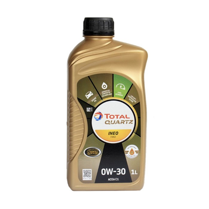Моторное масло Total Quartz INEO FIRST 0W-30, 1 л