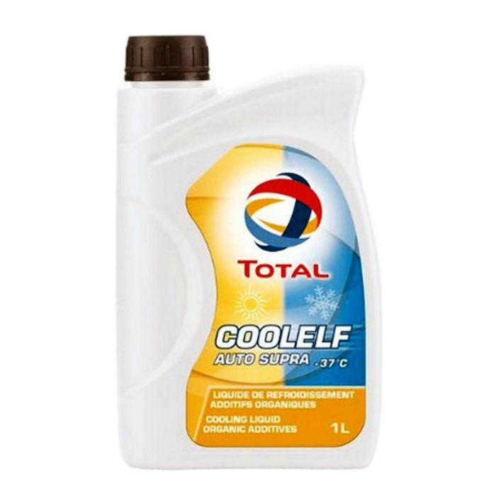 Антифриз Total COOLELF AUTO SUPRA -37, 1 л