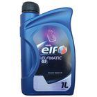 Трансмиссионное масло Elf Elfmatic G3, 1 л