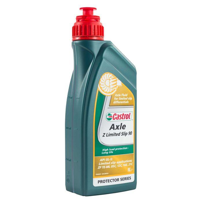 Трансмиссионное масло Castrol Axle Z Limited Slip 90, 1 л