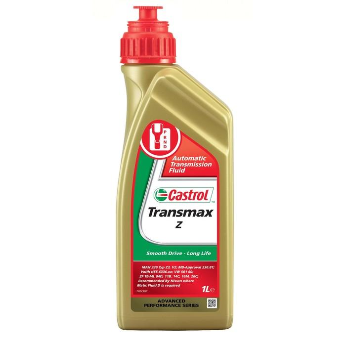 Трансмиссионное масло Castrol Transmax Z, 1 л