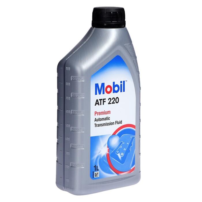 Трансмиссионное масло Mobil ATF 220 Dexron II, 1 л