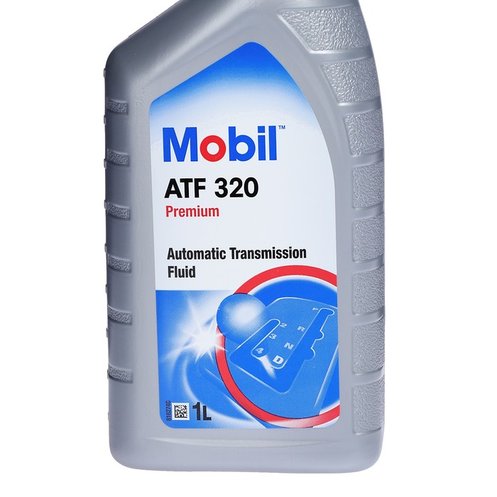 Масло трансмиссионное Mobil ATF 320 Dexron III, 1 л - фото 144223411