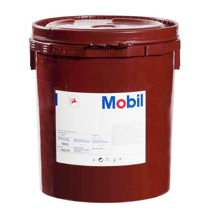 Пластичная смазка Mobil Mobilux EP 2, 18кг