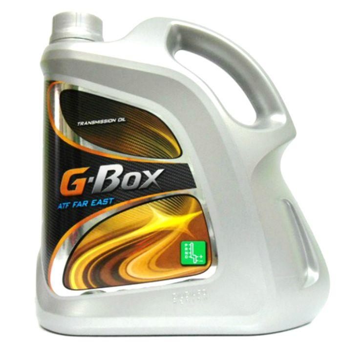 Трансмиссионное масло G-Box ATF Far East, 4 л