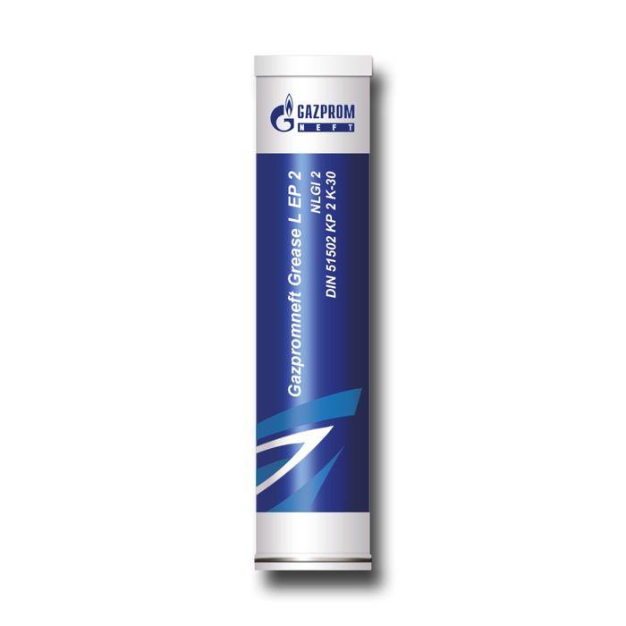 Многофункциональная литиевая смазка Gazpromneft Grease L Moly EP 2, 0,4 кг