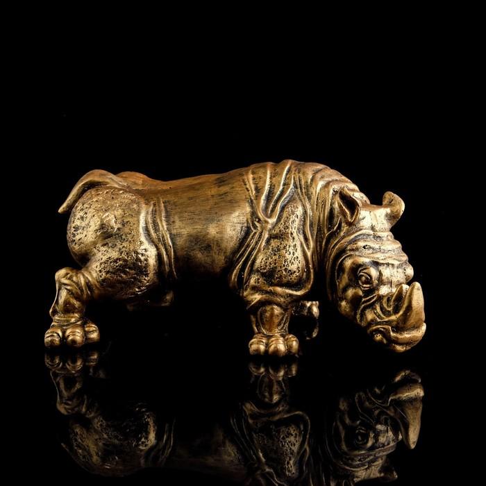 """Сувенир """"Носорог"""" 32 х 16 см"""
