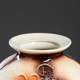 """Ваза напольная """"Евгения"""" абстракция, 58 см, микс - фото 1703269"""