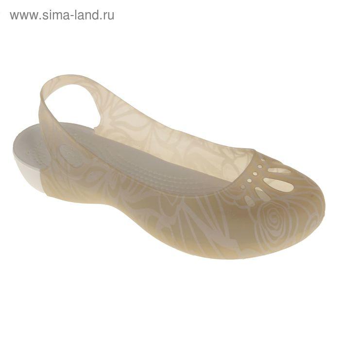 Сандали женские, цвет белый, размер 37 (арт. 44206)