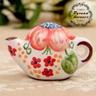 Сувенир «Чайник», ярославская майолика