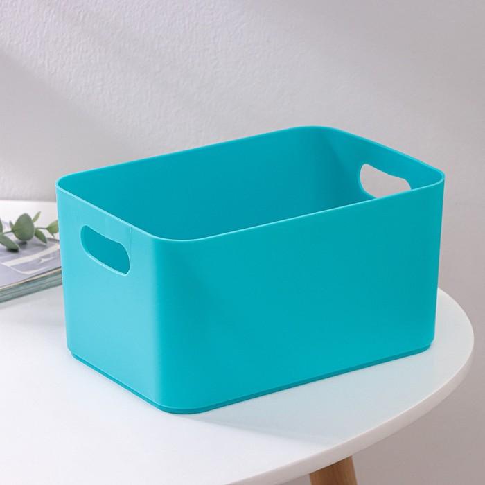 Корзина для хранения 2,3 л Joy, цвет бирюзовый