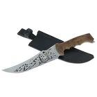 "Нож ""Кавказ"", г.Кизляр, рукоять-орех, сталь 65Х13"