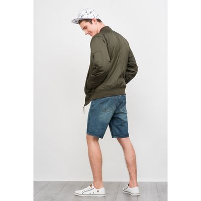 Куртка мужская, цвет хаки/оливковый, размер 52-54 (XXL), рост 176 см (арт. 619038104)