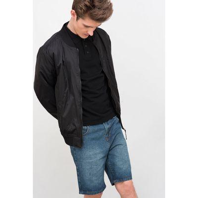 Куртка мужская, цвет чёрный, размер 48-50 (L), рост 176 см (арт. 619038104 С+)