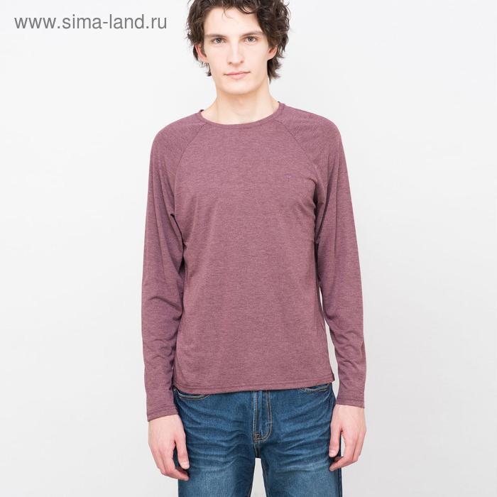 Джемпер мужской, цвет сиреневый, размер 48-50 (L), рост 176 см (арт. 619016403)