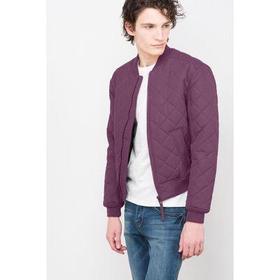 Куртка мужская, цвет фиолетовый, размер 46 (S), рост 176 см (арт. 619000100)