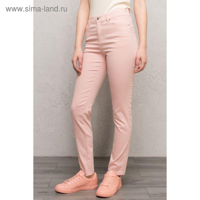 Брюки женские, цвет розовый размер 44 (S), рост 170 см (арт. 1611211701)