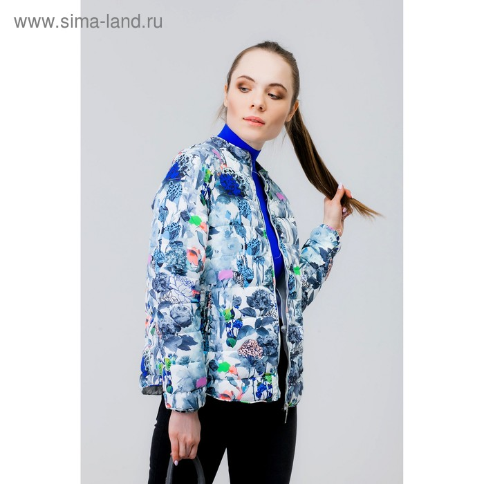 Куртка женская, цвет серый, размер 42 (XS), рост 170 см (арт. 1611100100)