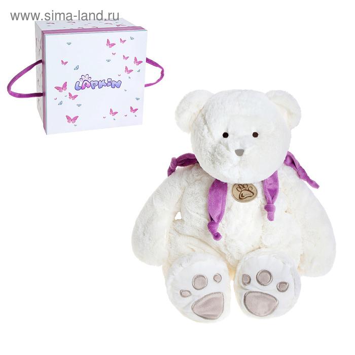"""Мягкая игрушка """"Медведь"""", цвет белый"""