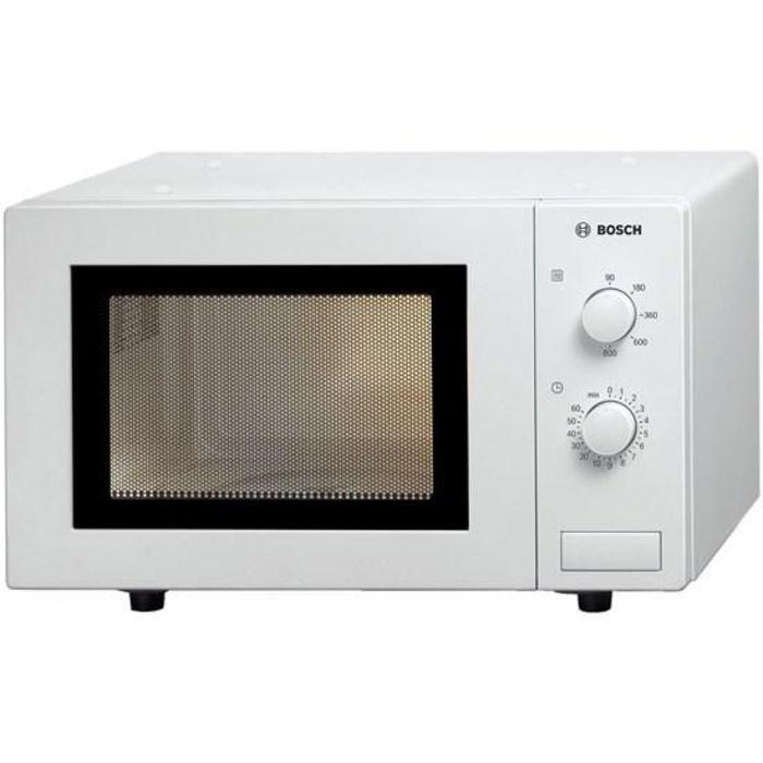 Микроволновая печь Bosch HMT72M420R, 17 л, 800 Вт, белый