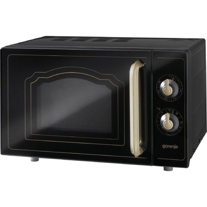 Микроволновая печь Gorenje MO4250CLB, 20 л, 800 Вт, антрацит