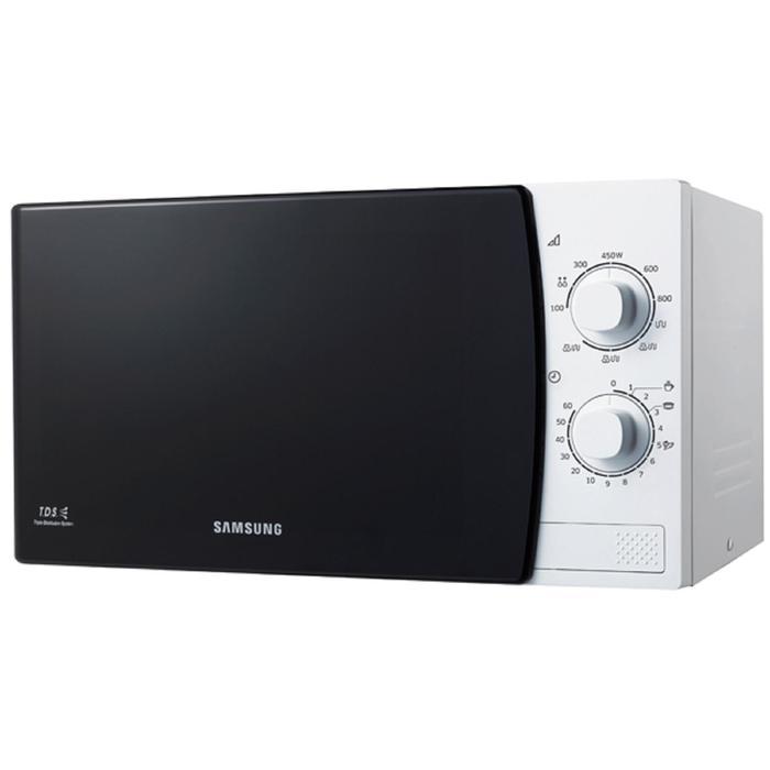 Микроволновая печь Samsung ME81KRW-1, 23 л, 800 Вт, белый