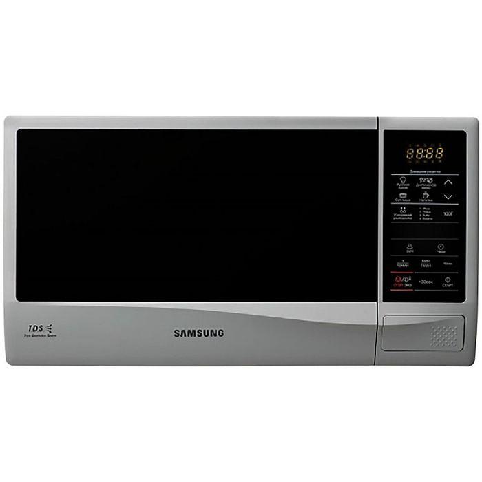 Микроволновая печь Samsung ME83KRS-2, 23 л, 800 Вт, серебристый
