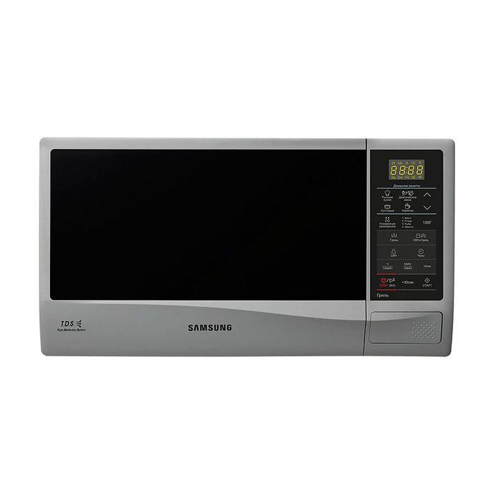 Микроволновая печь Samsung GE83KRS-2, 23 л, 800 Вт, серый