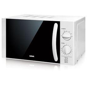 Микроволновая печь BBK 20MWS-713M/W, 700 Вт, 20 л, белая