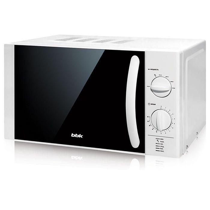 Микроволновая печь BBK 20MWS-713M/W, 20 л, 700 Вт, белый