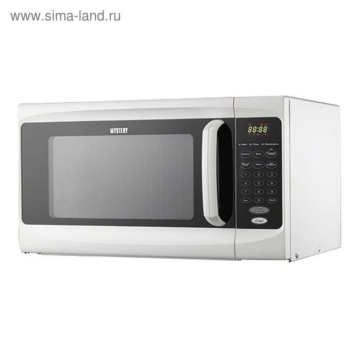Микроволновая печь Mystery MMW-1707, 17 л, 700 Вт, белый