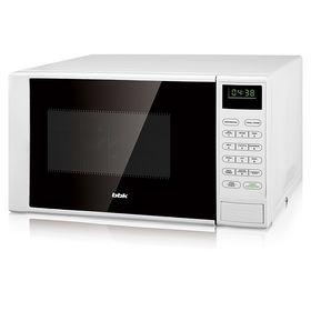 Микроволновая печь BBK 20MWG-735S/W, 700 Вт, 20 л, белая