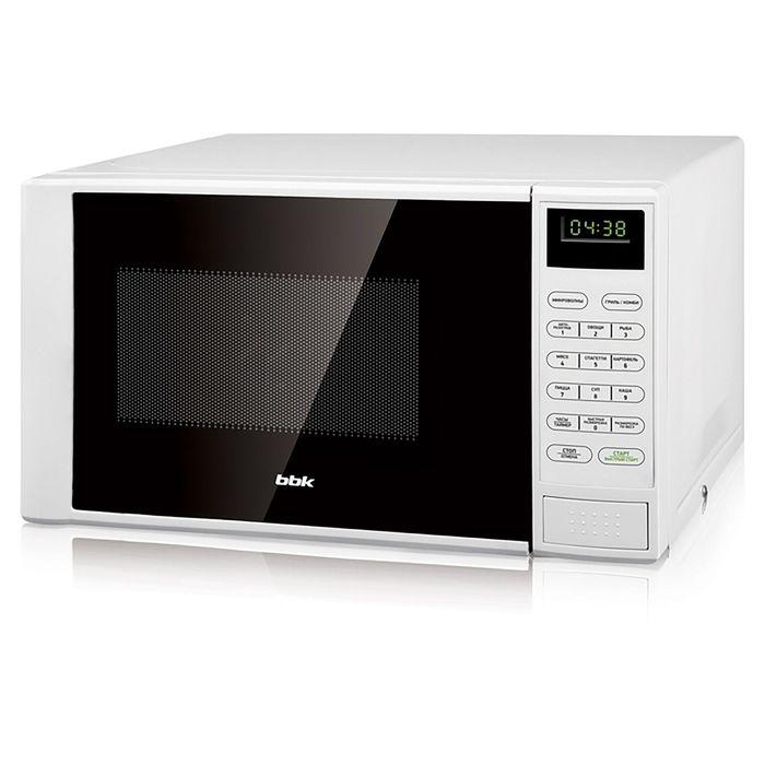 Микроволновая печь BBK 20MWG-735S/W, 20 л, 700 Вт, белый