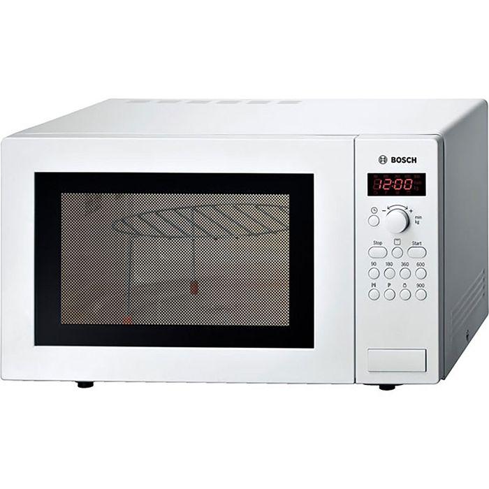 Микроволновая печь Bosch HMT84G421R, 25 л, 900 Вт, белый