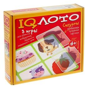 IQ-лото «Силуэты»