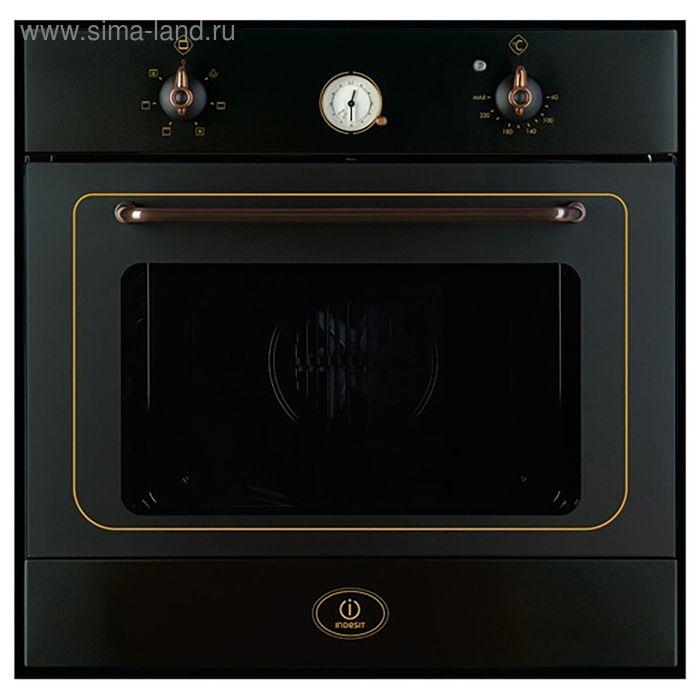 Духовой шкаф Indesit FMR 54 K.A (AN), электрический, 68 л, черный