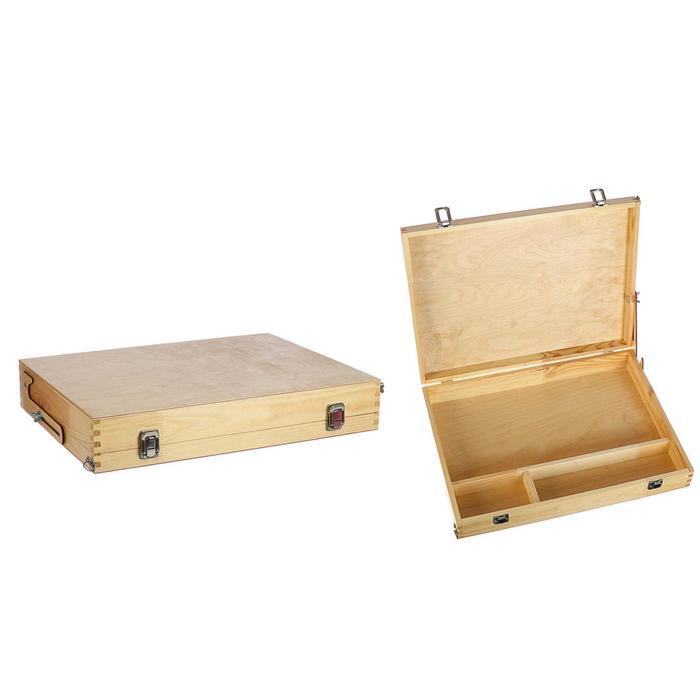 Этюдный ящик 450 х 330 мм средний (А3) горизонтальный
