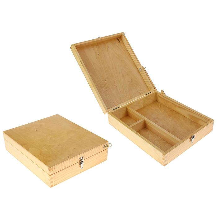 Этюдный ящик малый (А4), 325х270 мм