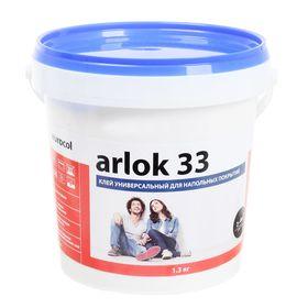 Клей  дисперсионный Arlok 33 1 кг