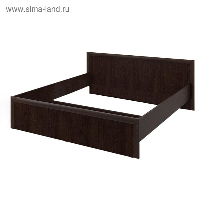 Кровать Нокс 1752х815х2048  Венге