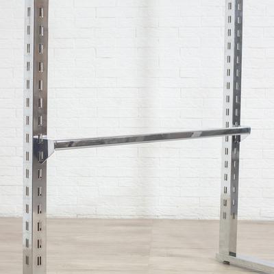 Кронштейн фронтальный, 90 см, хром