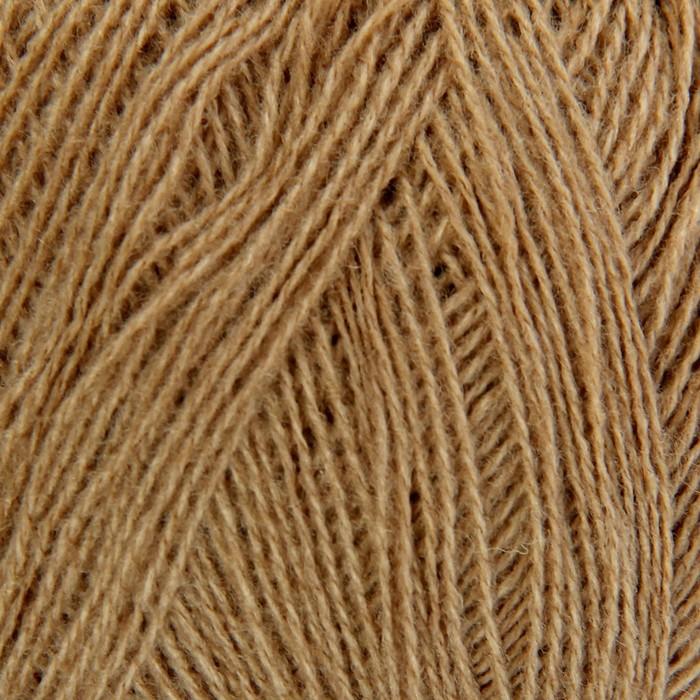 Пряжа A-elita (Аэлита) 50% шерсть, 50% акрил  781м/100гр (52038 беж. мел)