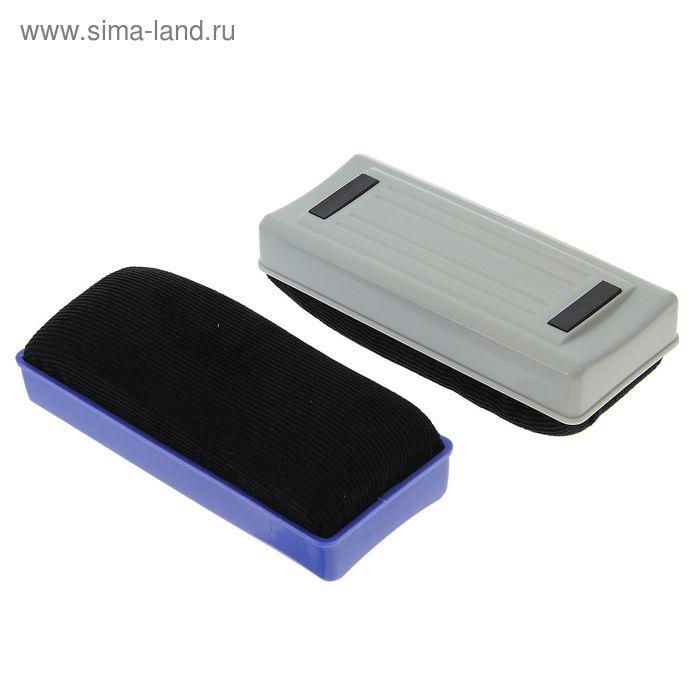 Губка для маркерных досок магнитная 145*60*46 мм МИКС DELI