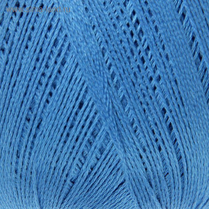 Пряжа Lily (Лилия) 100% мерсеризованный хлопок 392м/100гр (955 гиацинт)