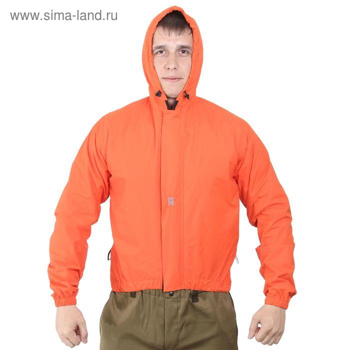 """Куртка """"Век"""" Велодождь, размеры 176/92, цвет апельсин"""